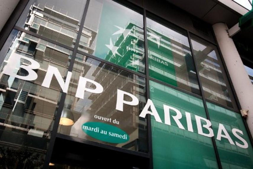 Kết quả hình ảnh cho BNP Paribas and JPMorgan