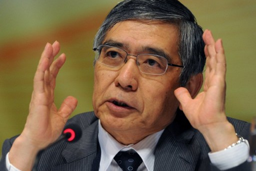 Haruhiko Koroda is president of the Asian Development Bank