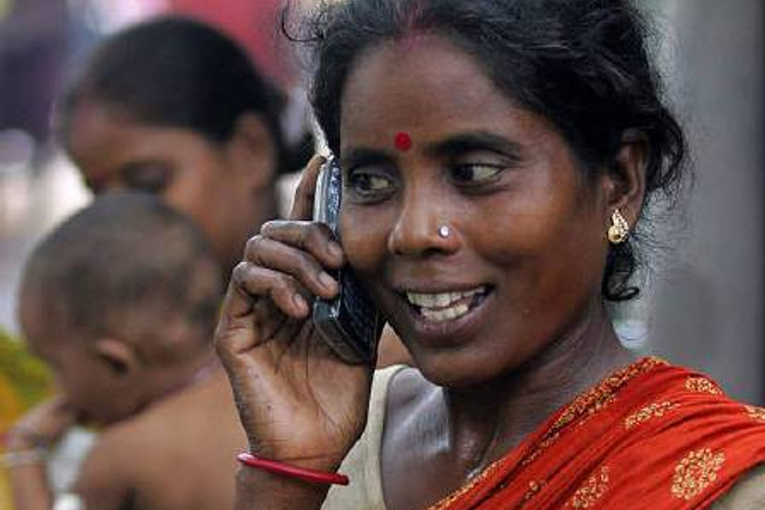 Mobile telecoms is offering venture capital opportunities in India