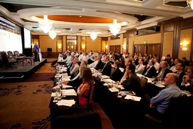 More than 150 delegates gathered for the full-day event