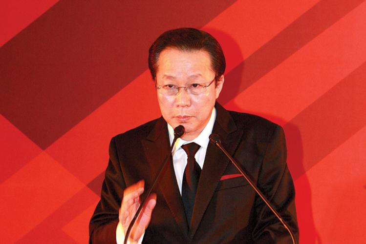 Dr. Lee Insup, AsianInvestor