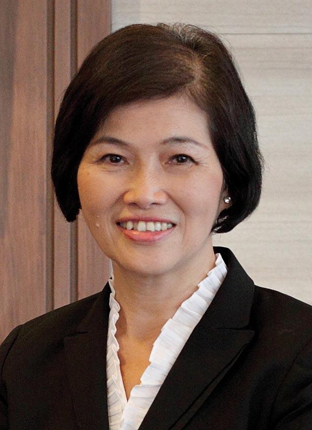 President Of The Asian Women 32