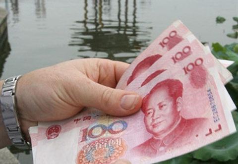 RMB gains currency with multinationals