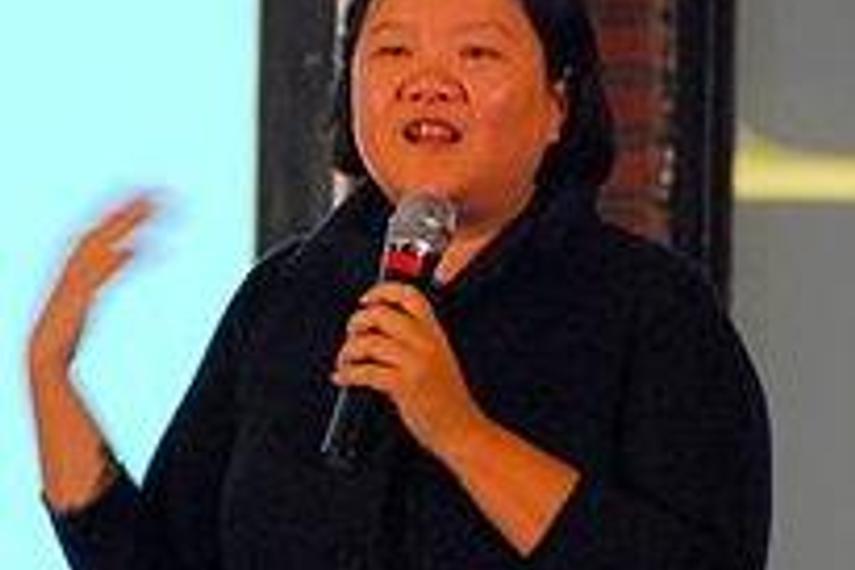 Hung Huang: Public declaration