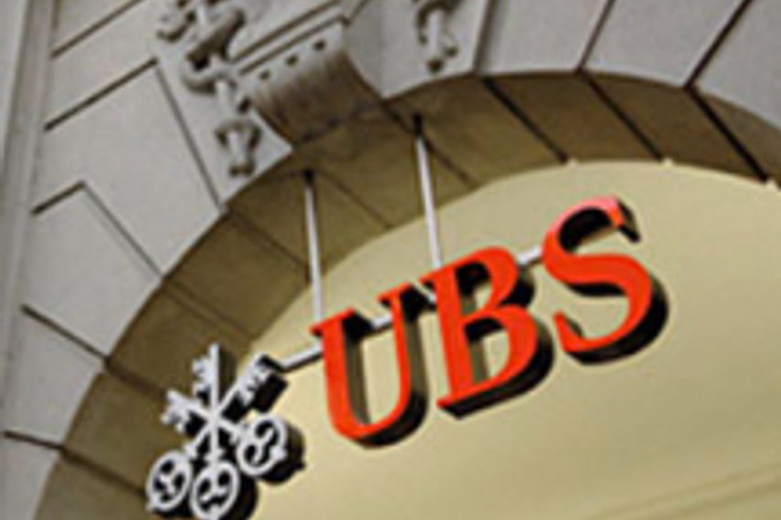 What is UBS's ETF business strategy in Asia?