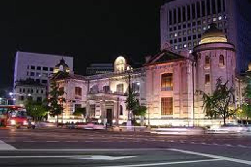 Bank of Korea headquarters