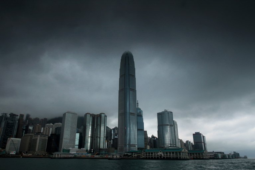 Hong Kong December fund outflows were the worst since the 2008 global financial crisis