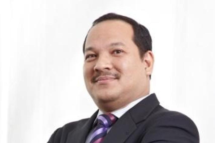 Khairul Azwa Bahrin, KWAP director of risk management and compliance
