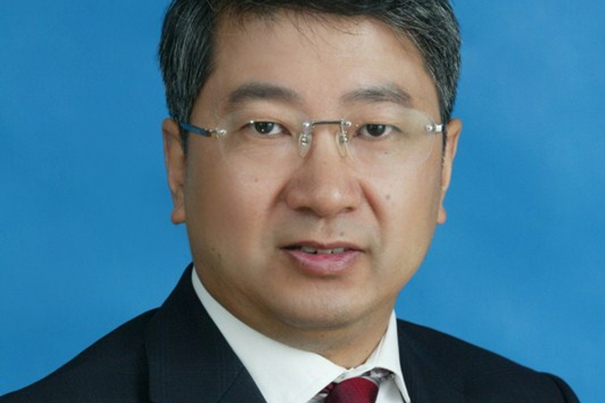 Mei Feiqi, BOC's general manager of personal banking