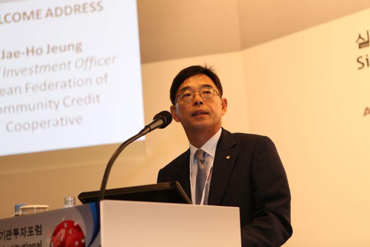 Keynote: Jeung Jae-ho, KFCCC