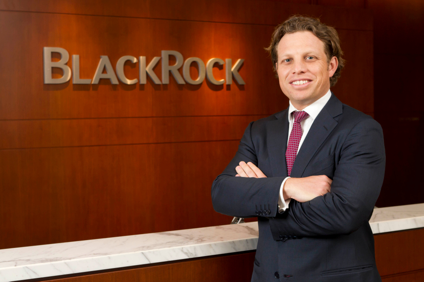 Andrew Swan says BlackRock has done well out of stocks linked to smart phones.
