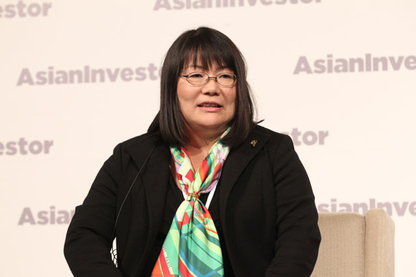 Tomoko Igarashi, KDDI Pension Fund