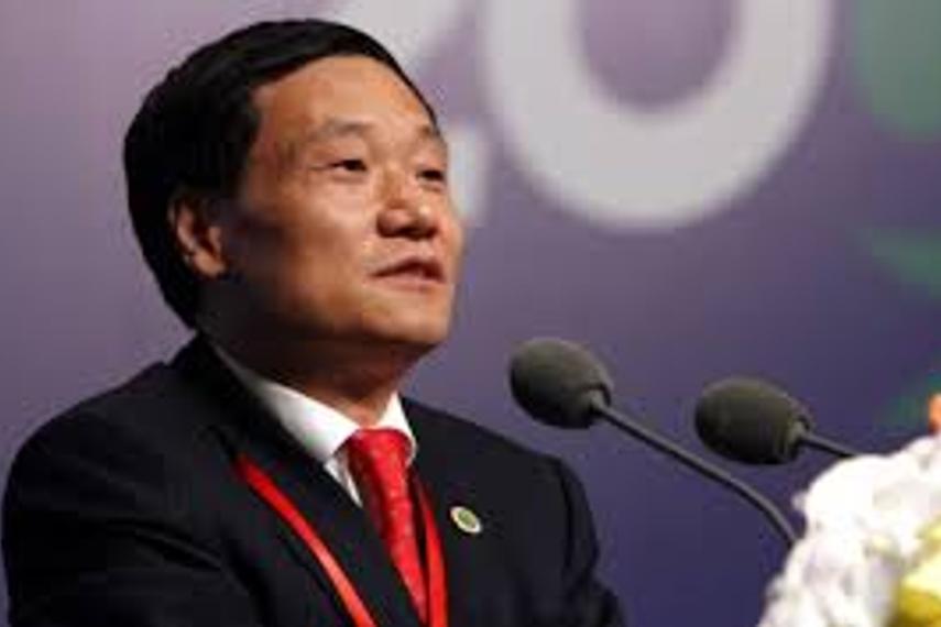 Xiao Gang, CSRC chairman