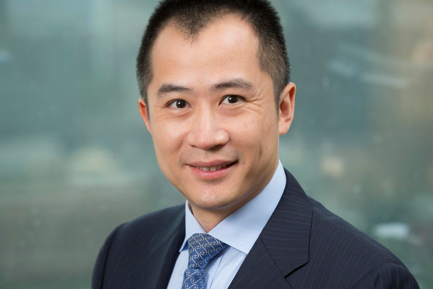 Paul So has joined as LGIM's first Asia head of index funds