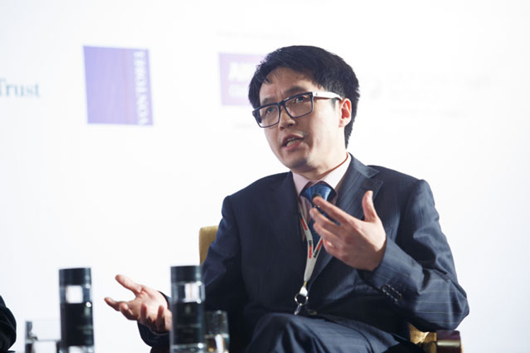 Wallace Yu, China Investment Corporation