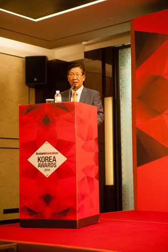 Hong Wan-Sun, National Pension Service