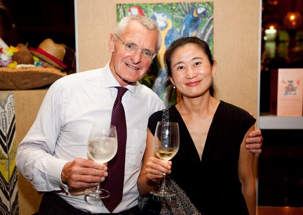 Stuart Leckie, Stirling Finance; Yukmin Hui, Credit Suisse