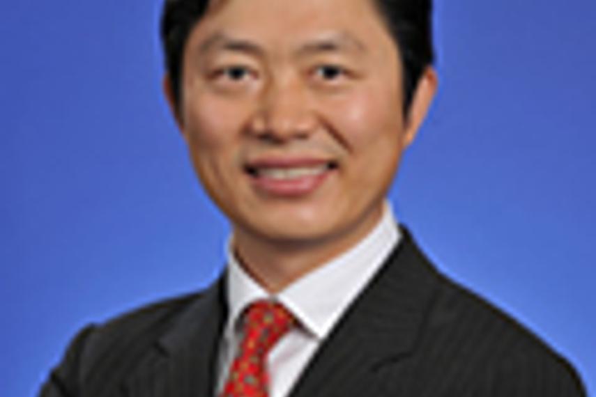 Davis Wang, China head at Simmons & Simmons