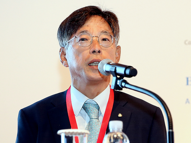 Jeung Jaeho, Korean Federation of Community Credit Cooperatives