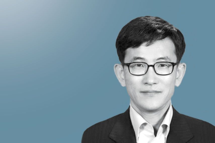 Ensuring stability: Cho In-Sik, acting CIO for National Pension Service, South Korea.