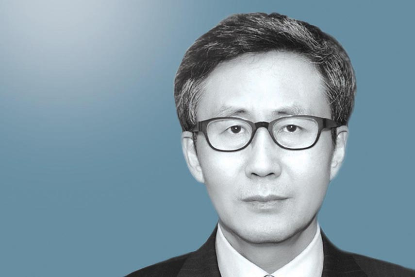 Kang Sung-Seog is seen as one of Korea's most progressive investing professionals.