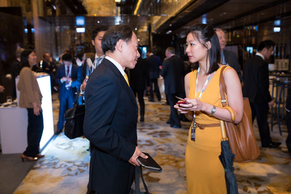 Photos: Asian Investment Summit 2013