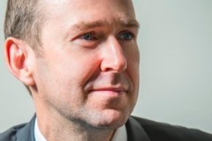 Adam Quaife will relocate from Dubai to Singapore