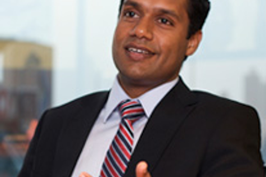 Anand Prasanna will focus on Indian investment opportunities