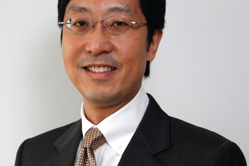 Anthony Yeung of Thomson Reuters