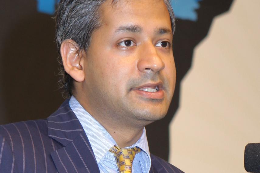 Ashish Swarup, Fidelity Investments