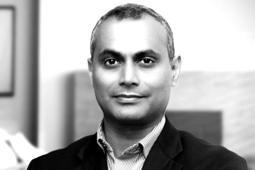 Amit Varma, co-founder of Quadria Capital