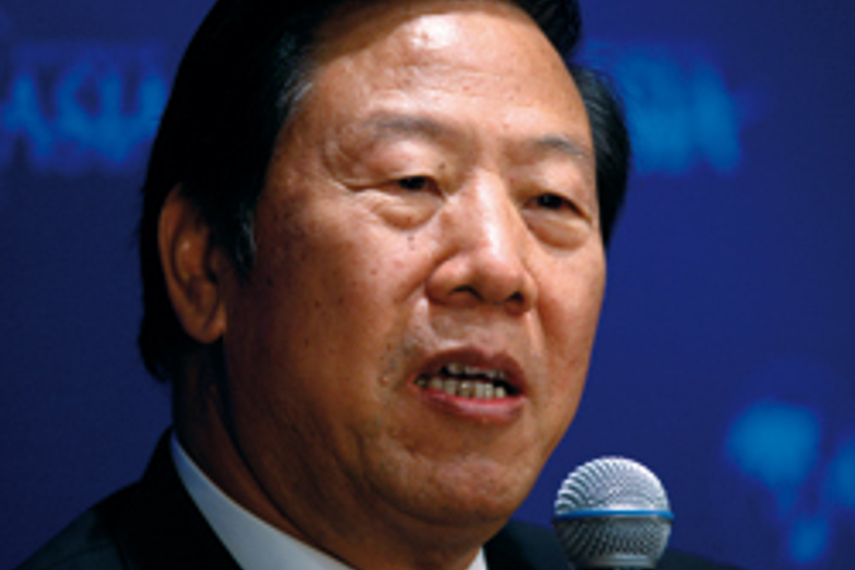 Dai Xianglong is concerned about China's pension fund gap