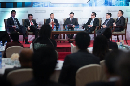 Photos: Asia-Pacific Debt Investor Forum 2013