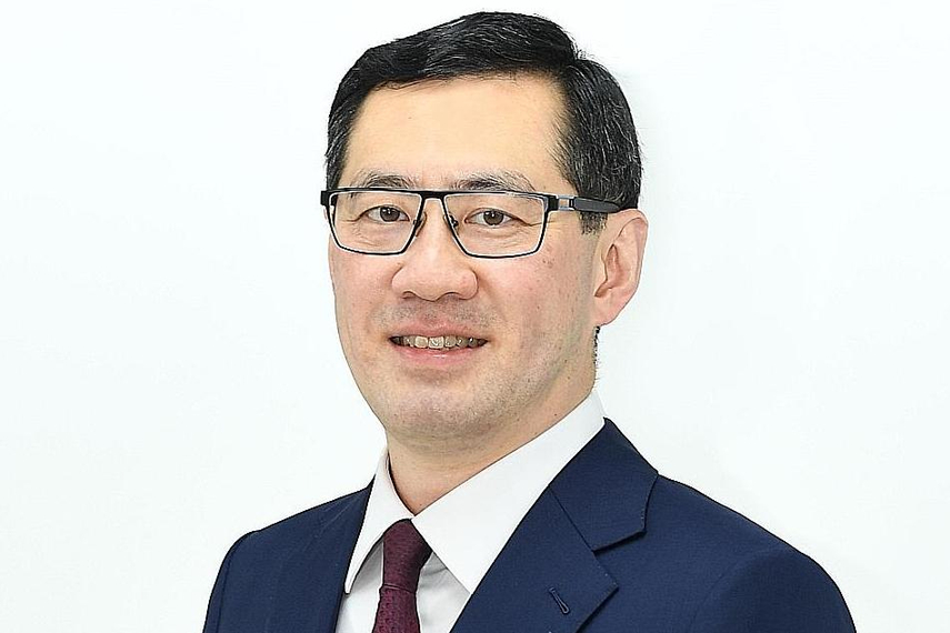 Dennis Tan is the new Singapore CEO at Prudential
