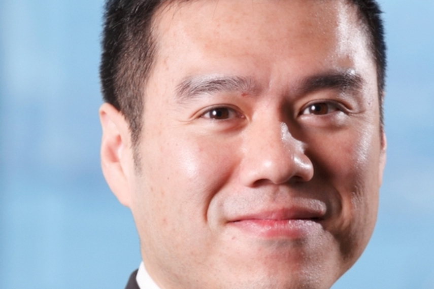 Desmond Ng, Invesco's head of sales and marketing for Asia ex-Japan