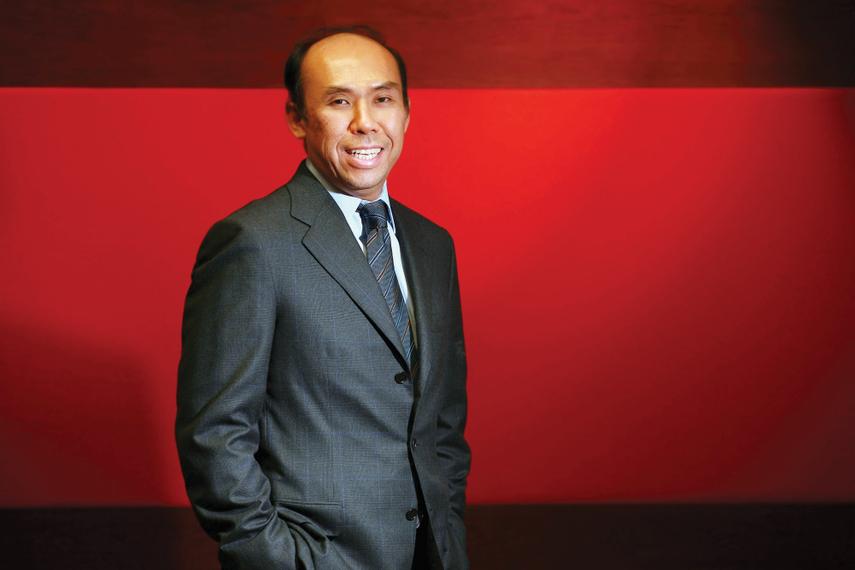 Eddie Tam, CAI Global Fund: Having a good year