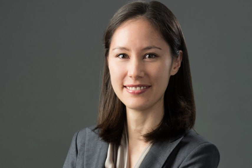 Emily Chew started in the new role on September 2