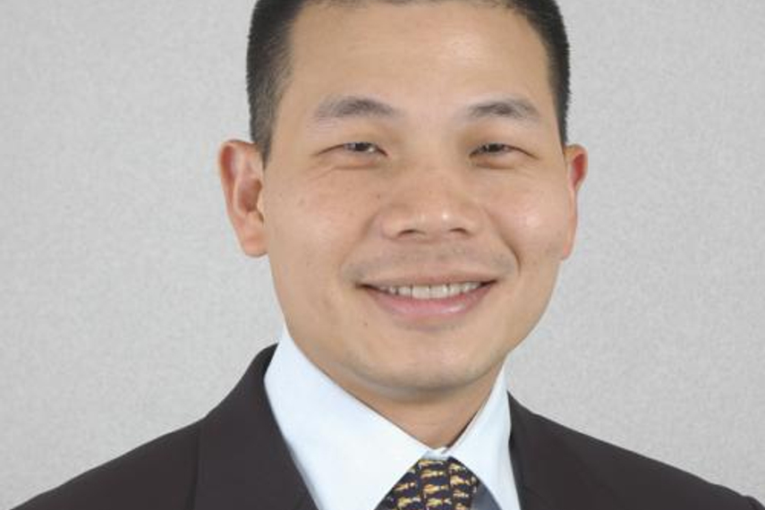 Eric Chow of HSBC Securities Services