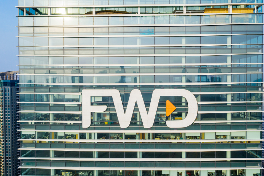 FWD tower in Jakarta, Indonesia