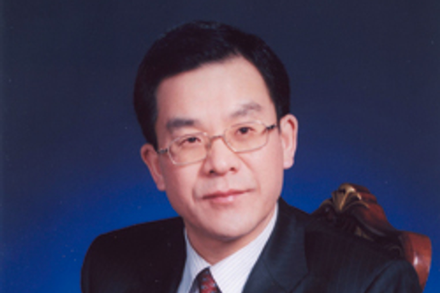 Yonghong Fan, president of China AMC, which suffered a Rmb44 billion loss last year