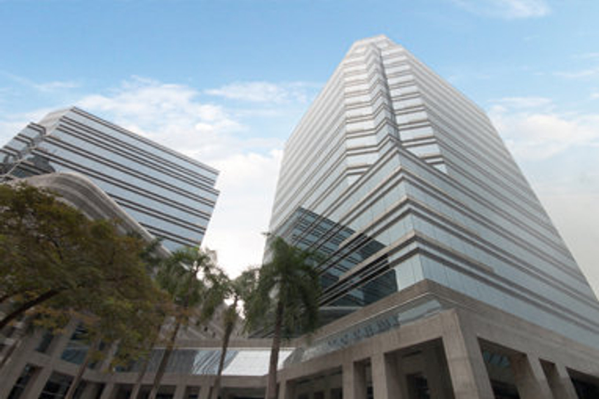 The Government Pension Fund's headquarters in Bangkok