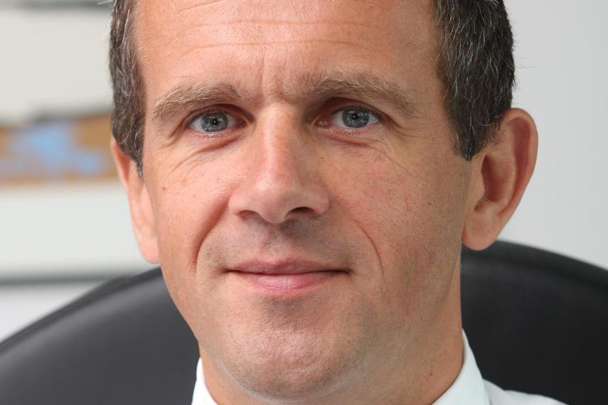 Geert De Bruyne, Banque Degroof Luxembourg CEO