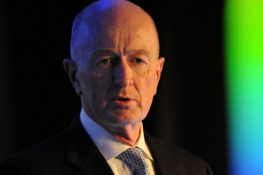 Glenn Stevens, governor of the Reserve Bank of Australia