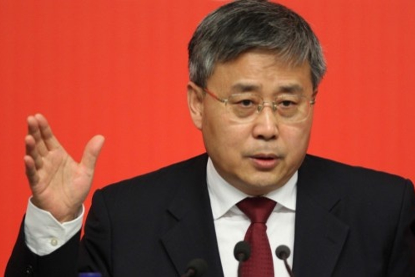 Guo Shuqing, chairman of the CSRC