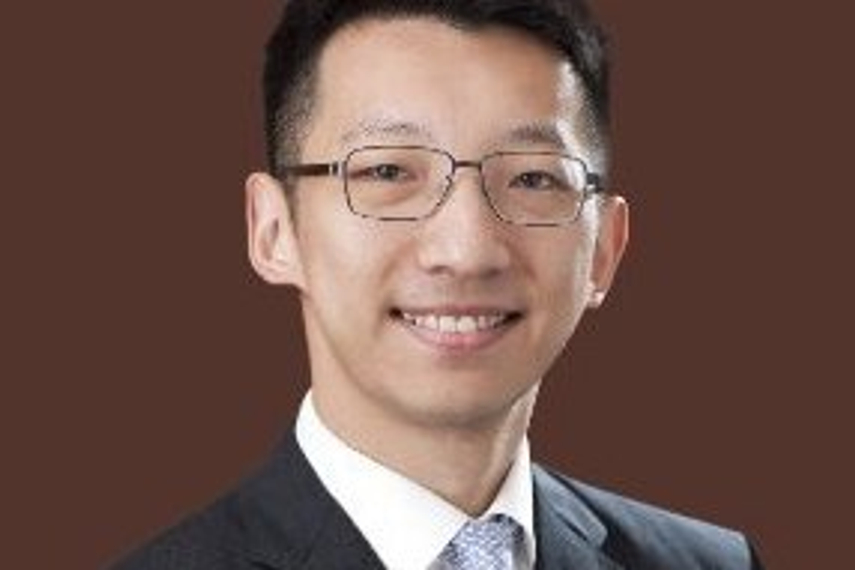 Henry Tong (pictured) has replaced Richard Mo