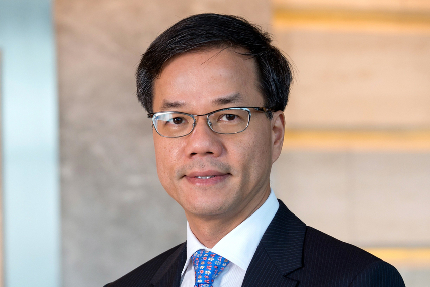 Henry Wong has followed his former boss to DeAWM