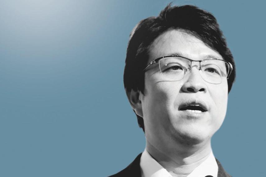 Hiromichi Mizuno has helped shake up GPIF's decision-making processes.