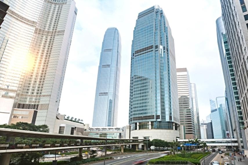 Hong Kong: home to BetaSmartz's new office