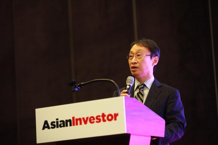 Kang Shin-woo, chief investment officer at KIC.