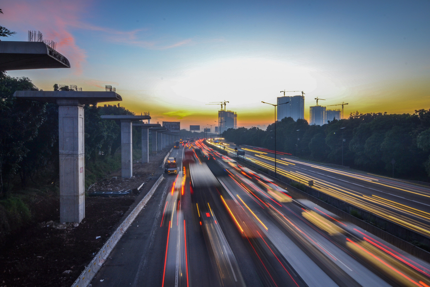 Moving fast. Indonesia's new sovereign wealth fund is moving to buy up some local toll roads.